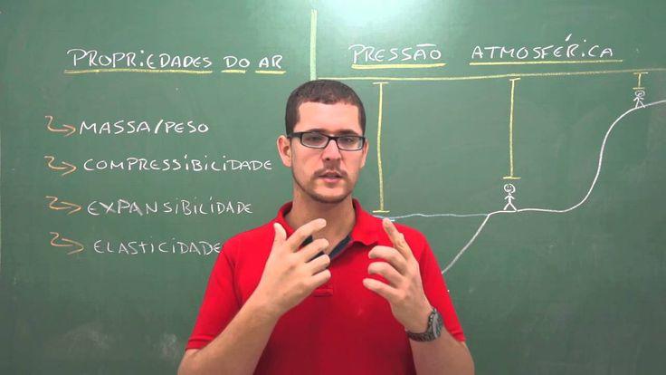 PENSI - Ciências - Propriedades do ar e pressão atmosférica