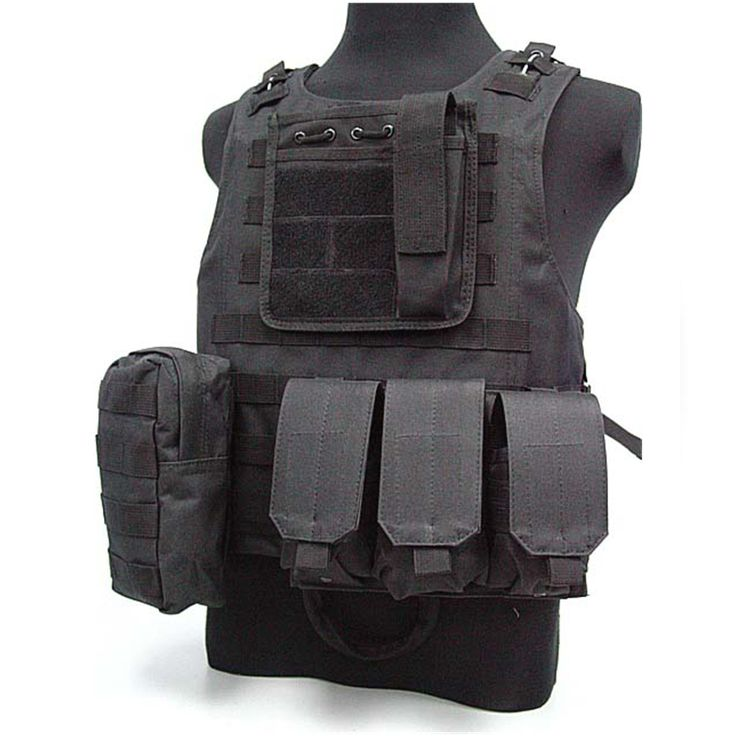 ==> [Free Shipping] Buy Best New Hunting Military Tactical Vest Wargame Body Molle Armor Hunting Vest CS Outdoor Jungle Equipment vest with Magazine Pouch Online with LOWEST Price | 32816319667