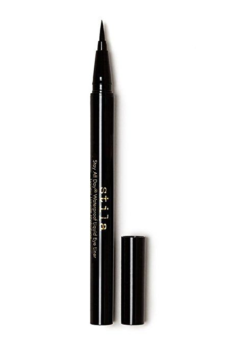 stila Stay All Day Waterproof Liquid Eye Liner.  #eyeliner #makeuplover #makeupartist #makeuptutorial