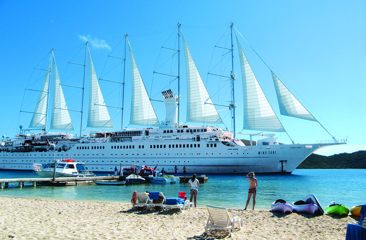 7 Reasons Why You'll Love a Windstar Cruise