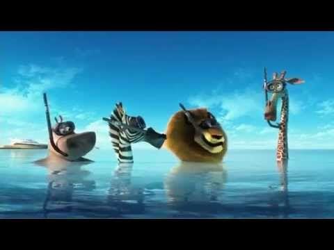 MADAGASCAR 3 - Trailer Oficial En Español (2012)