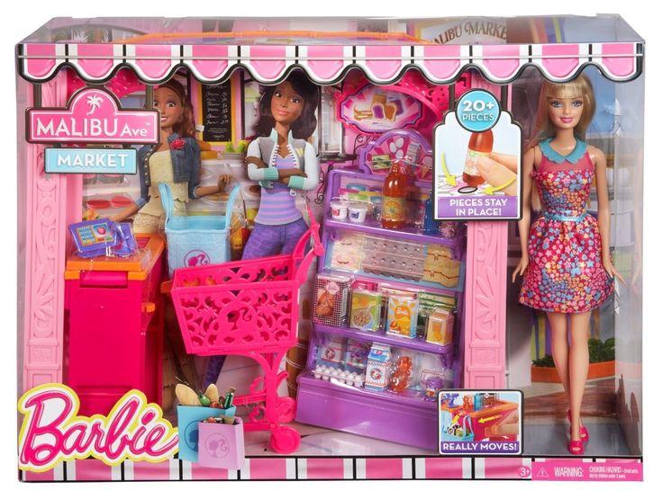 Les 25 meilleures id es de la cat gorie barbie malibu maison de r ve sur pinterest barbie - Barbie maison de reve ...