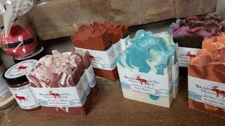 r-anne-dom: Saturday Spotlight: Brandow Soap Co.