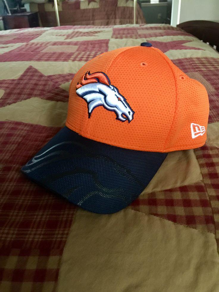 Sweet hubs new Bronco hat!