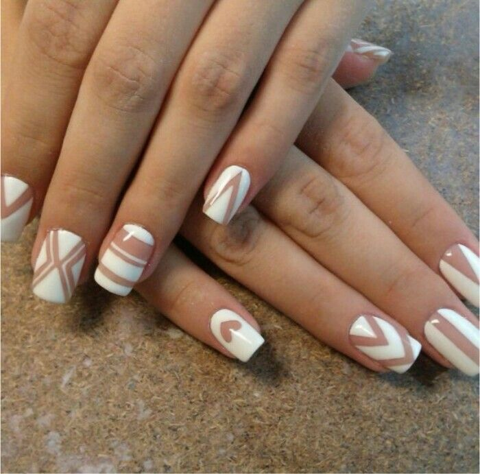 279 best Understated Nails images on Pinterest | Nail design, French ...