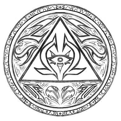 aztec symbol of truth and wisdom by ashleyw