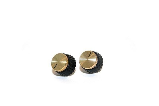 Amp knob Earrings £16.00