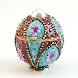 Faberge Egg Boxes