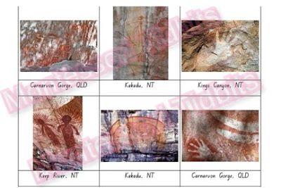 Aborigine Art - The Hands-On Homeschooler