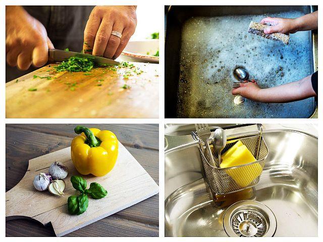 CHIUVETA din bucătărie conține de 100.000 de ori mai multe BACTERII decât CLOSETUL | La Taifas