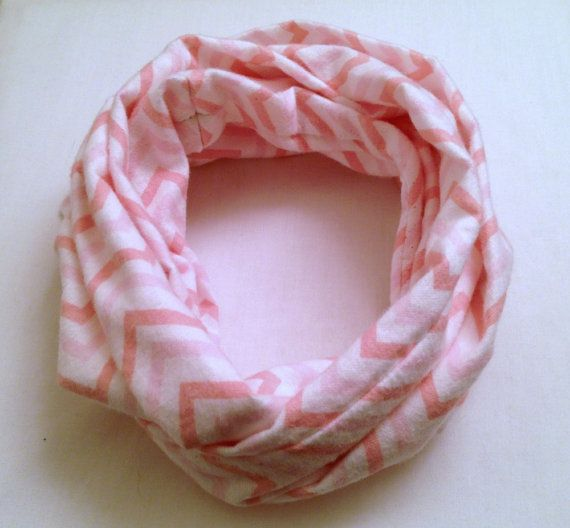 Hey, I found this really awesome Etsy listing at https://www.etsy.com/listing/182617170/baby-infinity-scarf-pink-chevron-flannel