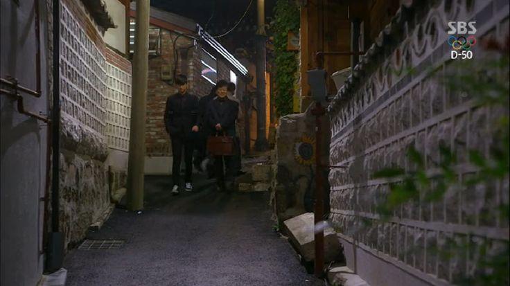 "DhamSoJung in Korean Drama ""Man from the Stars"": Kim Soo-Hyun and Kim Chang-Wan"