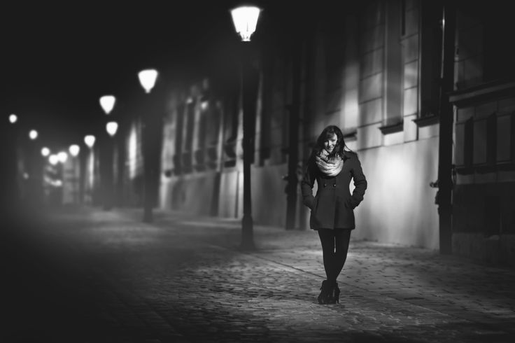 Night streets by Simon Pytel on 500px
