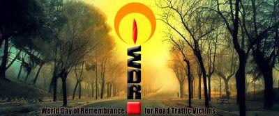 Εκδηλώσεις και Δράσεις για την Παγκόσμια Ημέρα Μνήμης Θυμάτων Τροχαίων Δυστυχημάτων