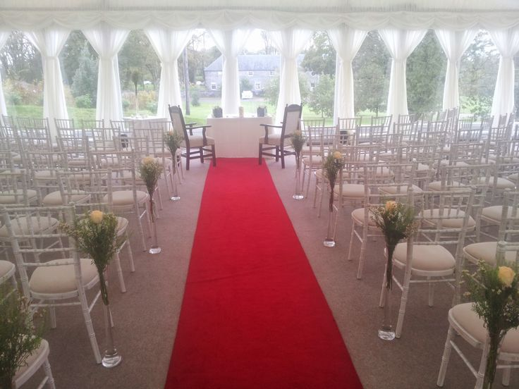 Ceremonies at Clonabreany House