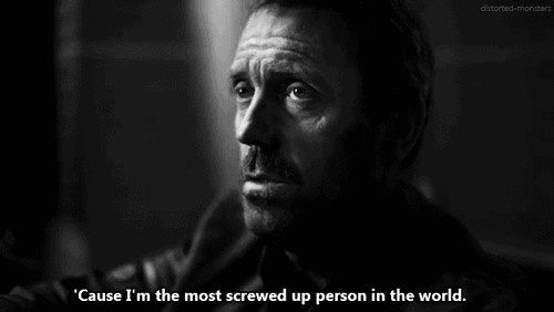 Charming Life Pattern 10 Things I Hate About You: 63 Best Images About House MD Quotes On Pinterest