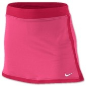 Nike Girls Border Skirt (Pink)