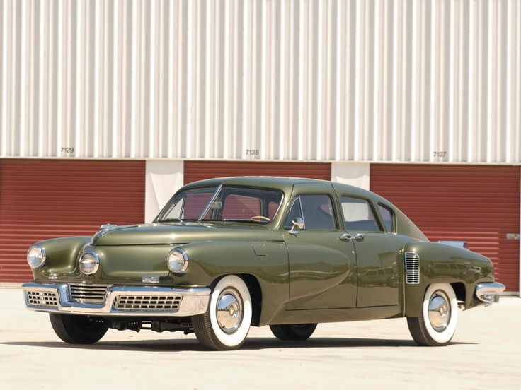 1948 Tucker Torpedo Maintenance/restoration of old/vintage vehicles: the material for new cogs/casters/gears/pads could be cast polyamide which I (Cast polyamide) can produce. My contact: tatjana.alic@windowslive.com