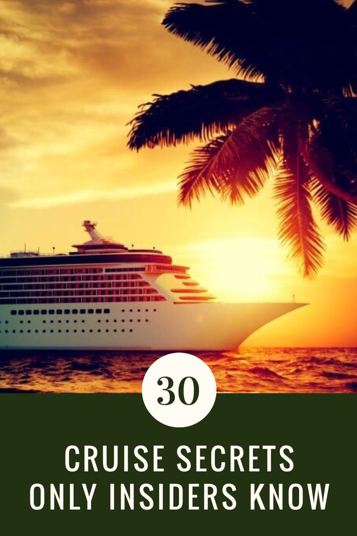 Follow these tips to ensure you save money when you set sail.