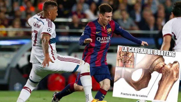 "#Barcelonavsbayermunich #boateng #BoatengMemesPa... #cadera #Canción #de #jérôme #la #LacanciondeJeromeBoateng #LacanciondelaCaderadeBoateng #memes #messi #MessiBayerMunich #MessiLacaderadeBoateng #parodia La Cancion de Jerome ""La Cadera de Boateng"" Messi (Parodia Memes)"
