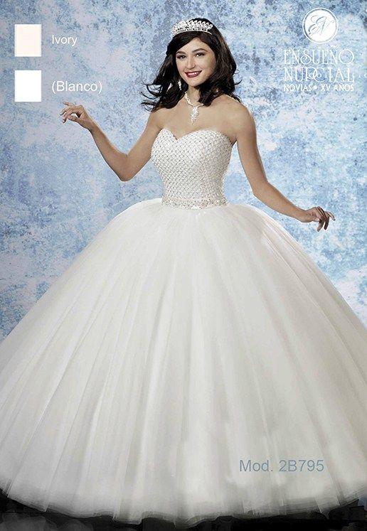 d761c672e EN-2B795 - Ensueño Nupcial - Vestidos de Novia en Monterrey y Vestidos de XV