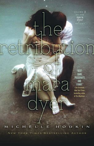 Click to read the review of 'The Retribution of Mara Dyer' on A Bookworm's Guide to Life or pin to save for later.