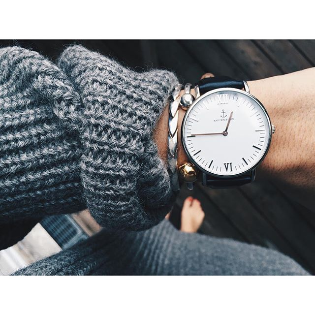 Thanks @soniafrancex for this great outfit inspiration for colder autumn days | kapten-son.com