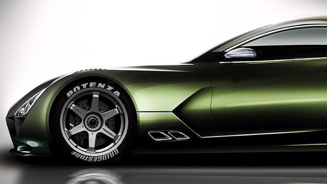 Le V8 de la future TVR donne de la voix - le blog auto