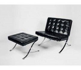 Πολυθρόνα  και Πουφ  FLORA