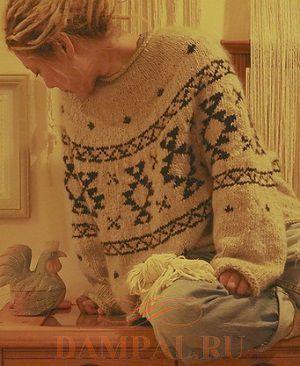 Женский свитер «Rug» Описание