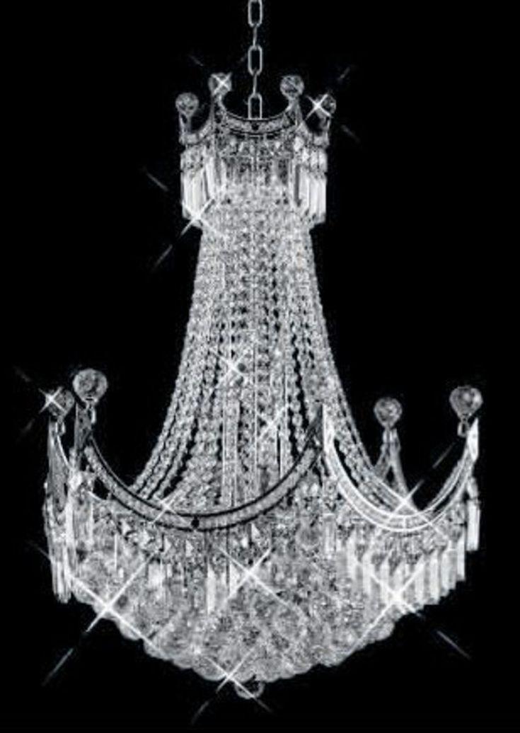 372 best lighting chandelier crystal images on pinterest crystalchandeliers crystal chandelier modern the modern crystal chandeliers category is mozeypictures Images