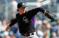 Jon Gray, Rockies