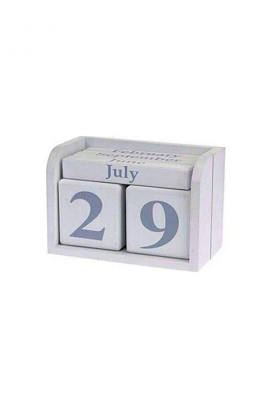 Kalendarz klocki