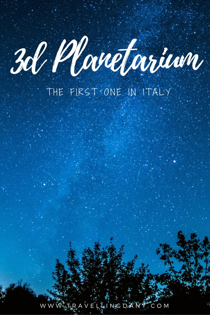 In Naples opens the first 3d Planetarium in italy together with a museum on the Human Body. Let's discover the Dome 3d and Corporea.