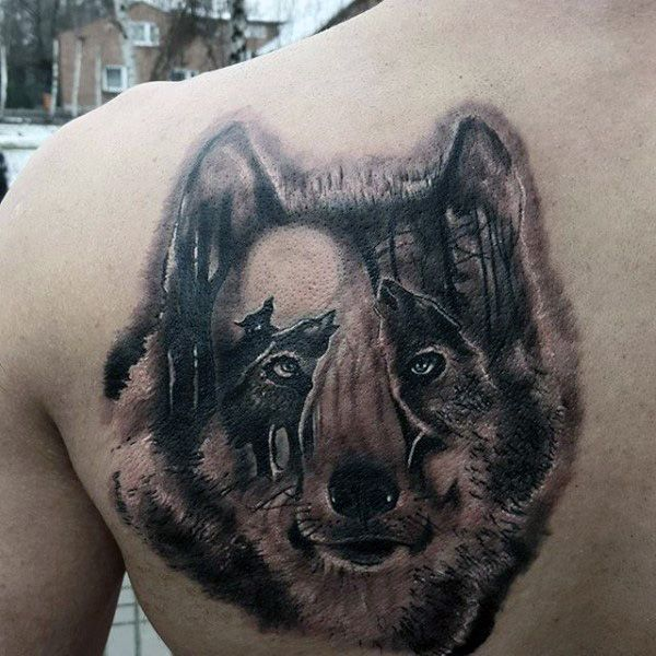 Lovely Lone Wolf Tattoos In Different Styles 2018: 13 Best Merry Gentry Images On Pinterest