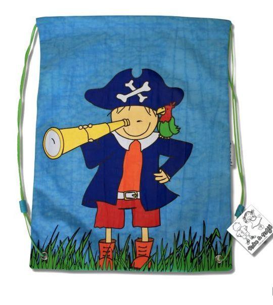 Rube & Rutje Gymtas Piraat
