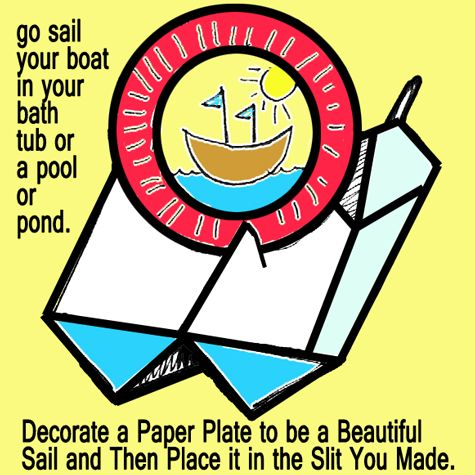 Water - milk carton boat (decorate sail and pop in tub of water)Cartons Sailing, Boats Crafts, Boats Decor, Sailing Boats1, Kids Ideas, Sail Boats, Milk Cartons, Cartons Boats, Boats1 Step