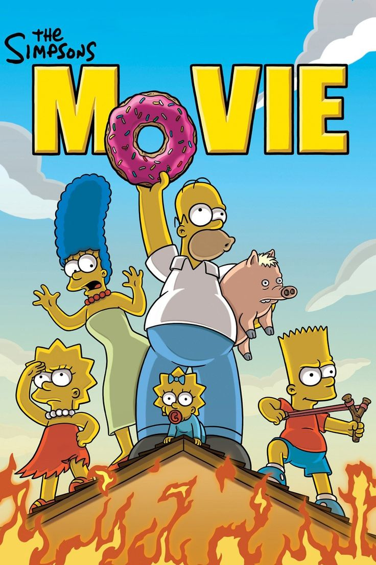 The Simpsons Movie (2007) - Watch Movies Free Online - Watch The Simpsons Movie Free Online #TheSimpsonsMovie - http://mwfo.pro/1070