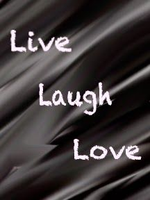 Live Laugh Love #QuoteCard for #ProjectLife #FreePrintables