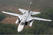 Sukhoi Su-24 - Wikipedia, the free encyclopedia