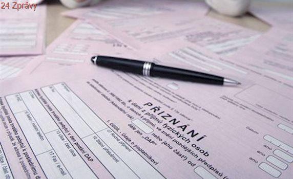 Podali jste daňové přiznání? V pondělí je konečný termín, sankce ale ještě nehrozí