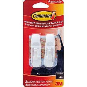 Resultado de imagem para command gancho plastmetal plast