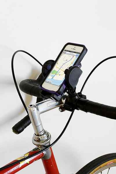 Mobile Phone Bike Mount - #UrbanOutfitters  #fitfluential
