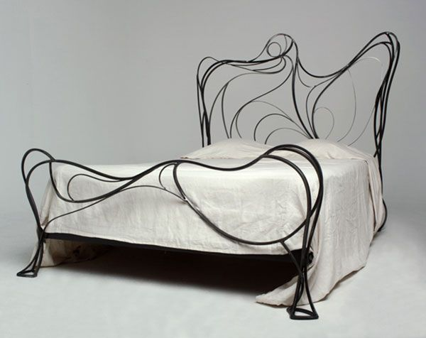Beds Awesome Wrought Iron Sleigh Bed Wrought Iron Sleigh: 56 Best Wrought Iron Beds Images On Pinterest