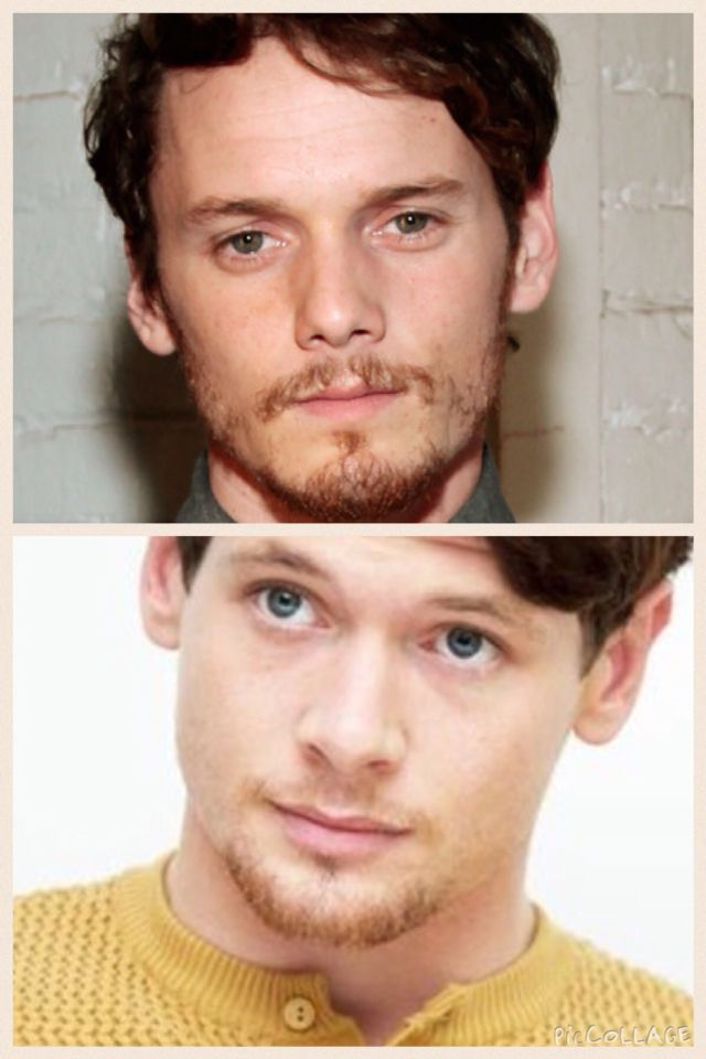 ANTON YELCHIN | JACK OCONNELL Watching Unbroken, I couldn't help but think that Jack O'Connell looked very familiar to Anton Yelchin. Doppelgangers?
