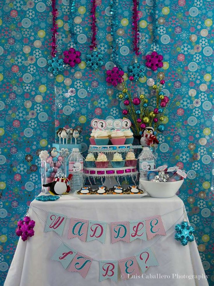 46 Best Waddle It Be? Gender Reveal Images On Pinterest | Gender Party,  Gender Reveal Parties And Reveal Parties