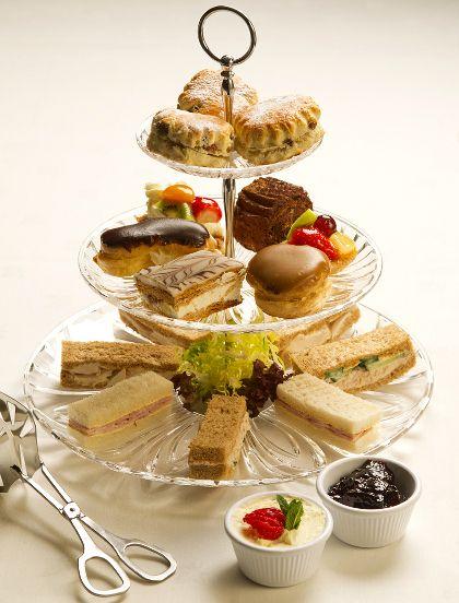 Afternoon Tea at Croydon Park Hotel http://www.afternoonteaonline.com/uk/london/afternoon-tea-croydon-park-hotel/