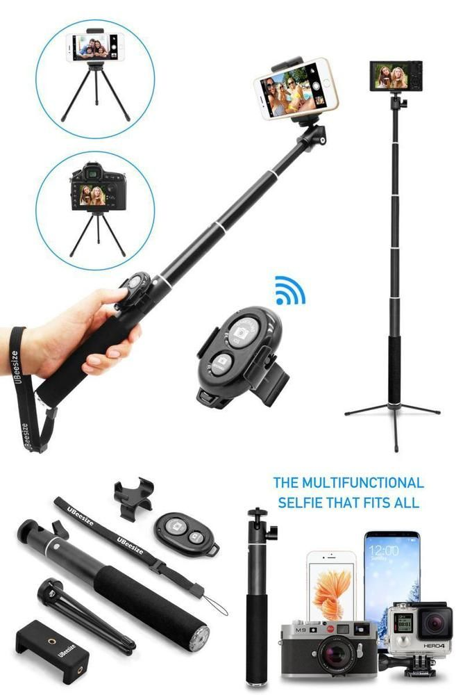 Selfie Stick Extendable Handheld Monopad Phone Tripod Stand w/ Bluetooth Remote Selfie Stick Extendable Handheld Monopad Phone Tripod Stand w/ Bluetooth Remote Selfie Stick Extendable Handheld Monopad Phone Tripod Stand w/ Bluetooth Remote Selfie Stick Extendable Handheld Monopad Phone Tripod Stand w/ Bluetooth Remote Selfie Stick Extendable Handheld Monopad Phone Tripod Stand w/ Bluetooth Remote. | eBay!