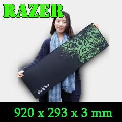 [ 22% OFF ] Razer Mouse Pad Big Size, 920 Mouse Pad Gaming Edition Locking Edge