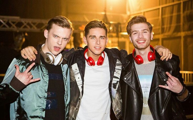 Jüri Pootsmann, Donatas Montvydas, Justsas - The Baltic Boys